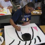 What are you thinking about when artmaking? What did you learn about yourself?
