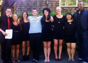 `Til Dawn 2014 Graduating Seniors