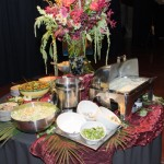 Delicious international foods from An Affair to Remember Catering
