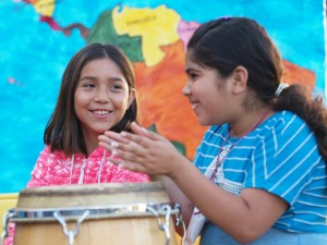 YIA Kids Drumming