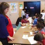 Helping 1st graders with ideas