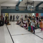 Parents loved seeing the students perform