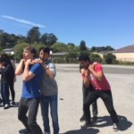 Fight Choreography w/ Redwood Students