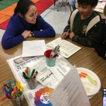 teachers engaged with students