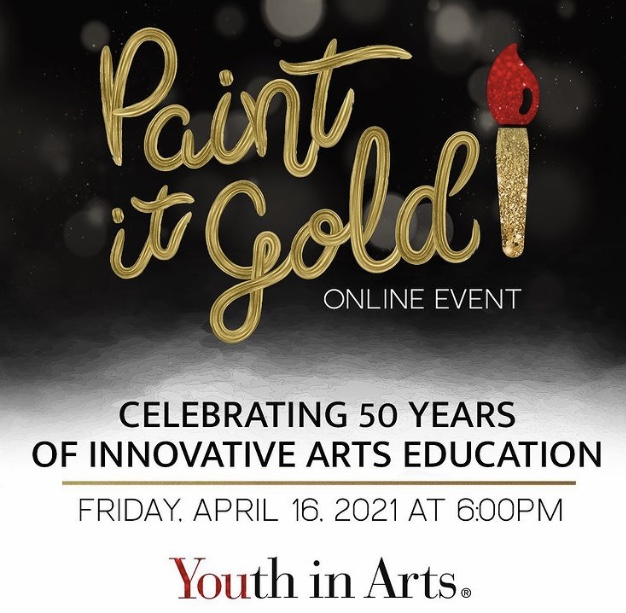 Youth in Arts Celebrates 50 Years with Friday Gala